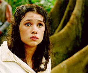 astrid bergès-frisbey, gif, and pirates of caribean image