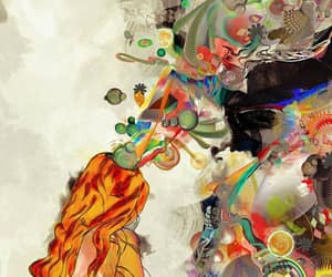 42, archan nair art, and life universe everything image
