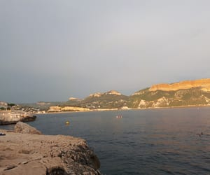 cassis, ete, and provence image