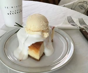 food, delicious, and cake image