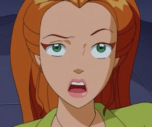 totally spies, icon, and Sam image