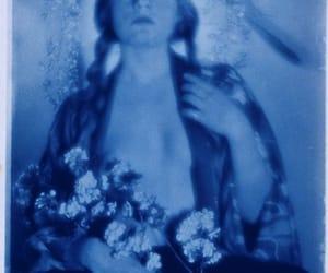 fine art photography, blue photography, and paul burty haviland image