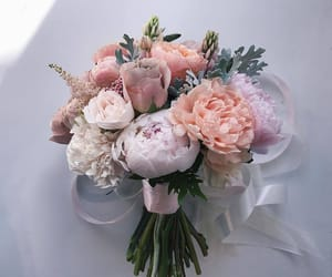 wedding, Dream, and flowers image