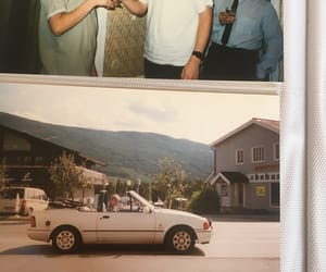 aesthetics, cabriolet, and cat image