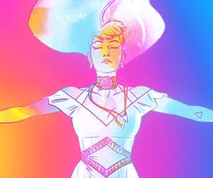 lucy in the sky, Marvel, and karolina dean image