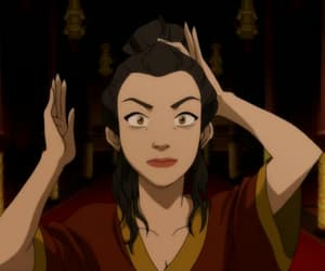 avatar, avatar the last airbender, and azula image