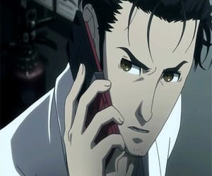 anime, icono, and steins;gate image