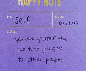 quotes, happy, and purple image