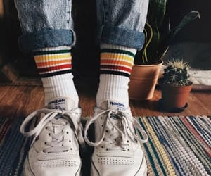 aesthetic, shoes, and vintage image
