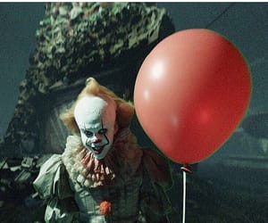 actor, pennywise, and clown image