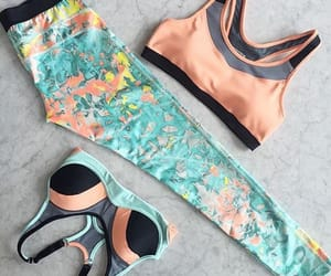 fitness, fashion, and sport image