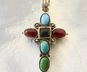 etsy, gemstone jewelry, and southwest style image