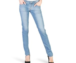 fashion, jeans, and women image
