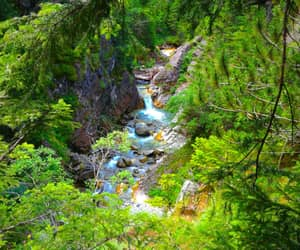 bulgaria, photography, and waterfall image