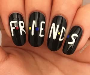 ideas, nailart, and friends image