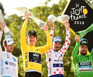 cycling, tdf, and winners image