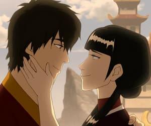 avatar, maiko, and zuko image