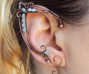 ear and fashion image