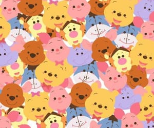wallpaper, disney, and winnie pooh image