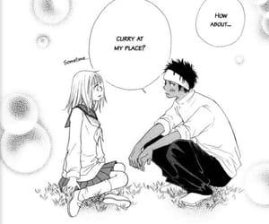 anime, anime girl, and curry image
