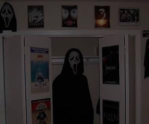 grunge, scream, and movie image