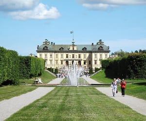 palace, swedish royal family, and stockholm image