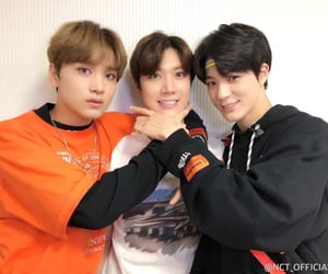 ten, nct, and jeno image