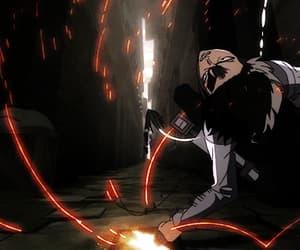 anime, 3rd, and levi ackerman image