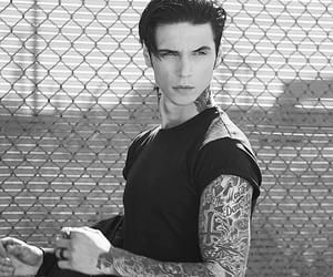 andy biersack and andy black image