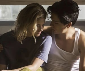 riverdale, cole sprouse, and bughead image