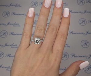 beautiful, bride, and nails image