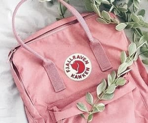 pink, aesthetic, and bag image