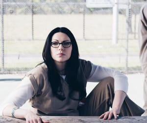 Hot, pretty, and orange is the new black image