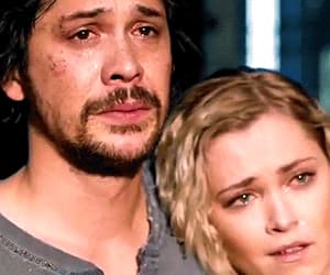 gif, bellamy blake, and eliza taylor image