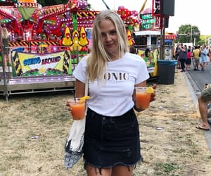 Cocktails, fair, and fashion image