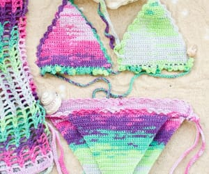 bathing suit, etsy, and hippie bohemian image