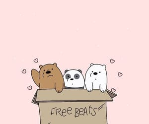 we bare bears and wallpaper image
