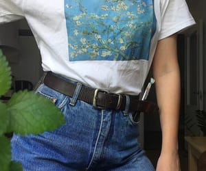 outfit, tumblr, and vintage image