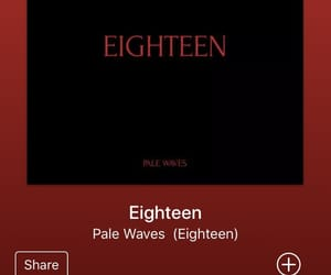 eighteen, indie, and pale waves image