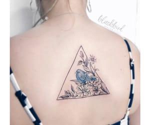 body art, tattoo, and tattooed image