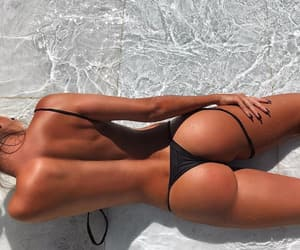 booty, motivation, and glute image