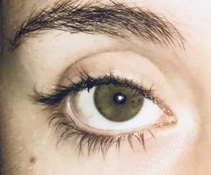 eye, wow, and love image