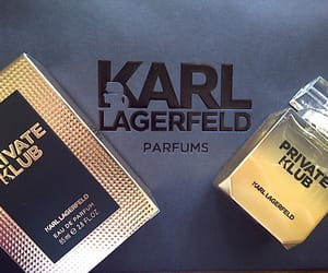 fragrance, karl lagerfeld, and perfume image