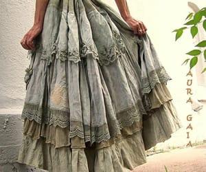 beauty, fashion, and bohochic image