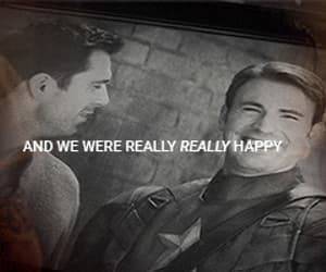 captain america, otp, and steve rogers image