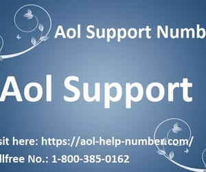 aol support, aol customer support, and aol support number image
