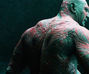 Marvel, aesthetic, and drax image