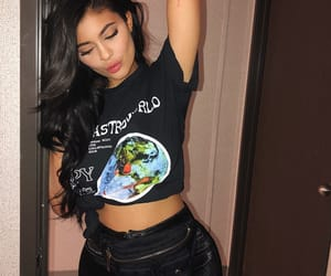 aesthetic, style, and kylie image