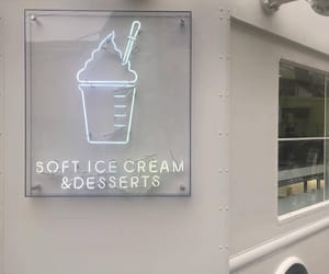 aesthetic, ice cream, and soft image