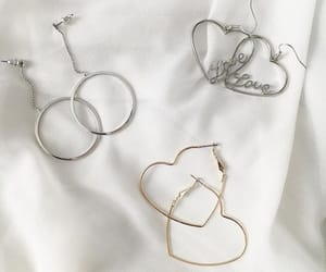 accessories, earrings, and kstyle image